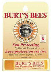 Burt's Bees Sun Protecting Lip Balm with SPF 8