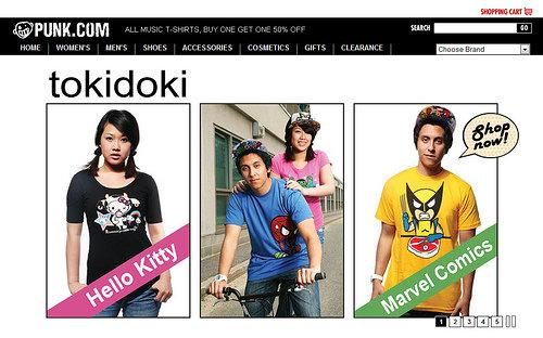 Punk at Punk.com
