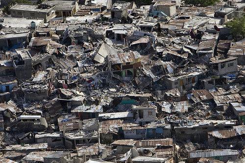 2010 Earthquake in Haiti