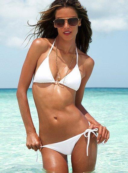 Victoria's Secret Beach Sexy Triangle Bikini Set
