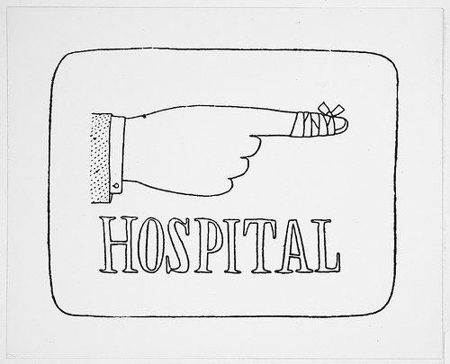As an Emergency Treatment