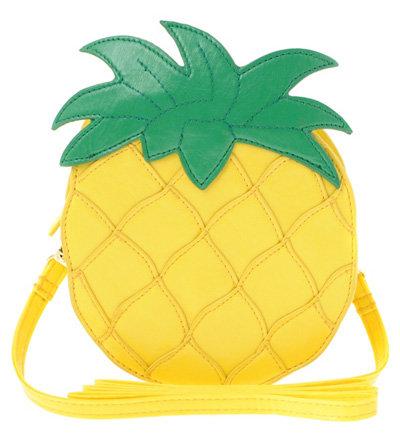 ASOS Pineapple across Body Bag