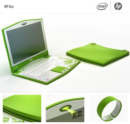 HP Eco Laptop