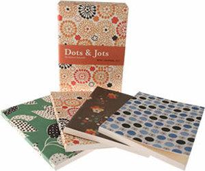 Dots and Jots Mini Journal Set