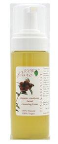 Organic Cranberry Facial Cleansing Foam