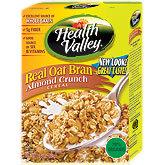 Health Valley Real Oat Bran Almond Crunch
