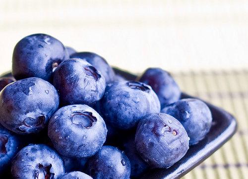 Fresh Fruit or Berries