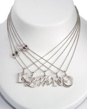 K through O Necklace