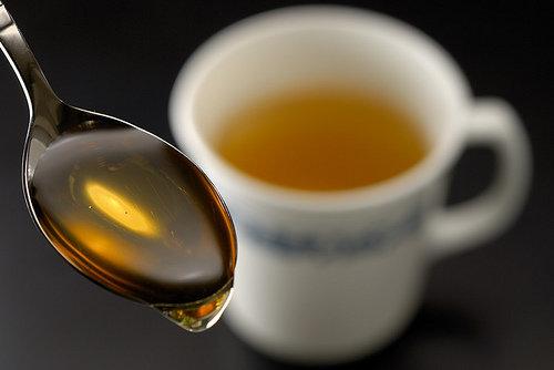Honey and Lemon