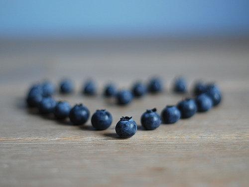 Tart Blueberry Tarts