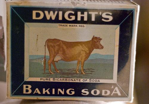 Baking Soda Will do the Trick