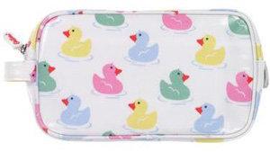 Duck Cosmetic Bag