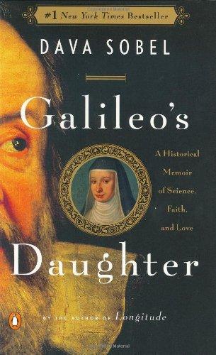 """""""Galileo's Daughter"""" by Dava Sobel"""