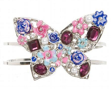 Guess Butterfly Hinge Bracelet