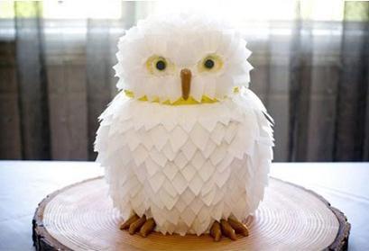 Owl Cake Anyone...