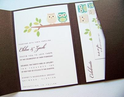 Owl Invite You...