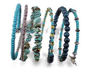 """Treska """"Navajo"""" Coil Bracelet"""