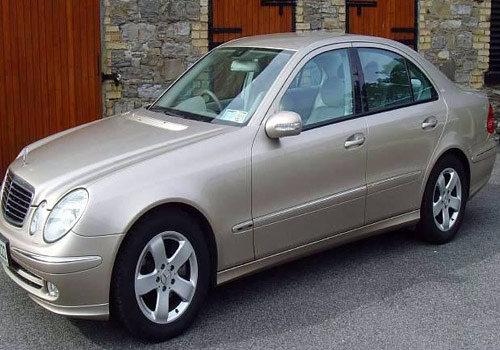 Mercedes- Benz E-class