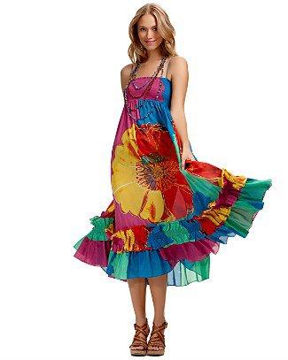 Beach Dress/Skirt Cover-up