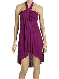 Breezy Halter Dress