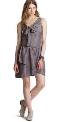 Effie Scarf Dress