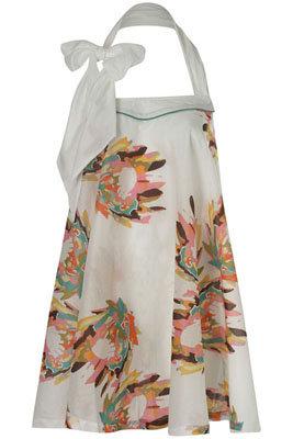 Halter Top Beach Dress
