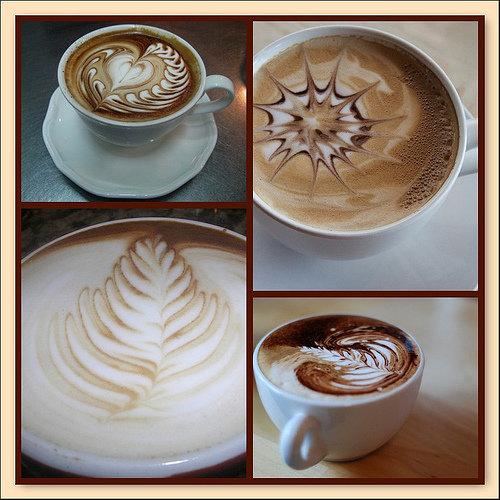 Warm Glass of Chocolate Milk