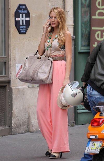 Serena in Paris