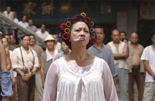 "Sing Vs. Everyone, or Landlady and Landlord Vs. the Beast in ""Kung Fu Hustle"""