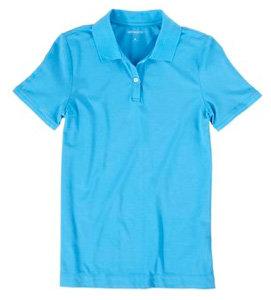 Ashworth Short Sleeve High-Twist Pique Solid Polo