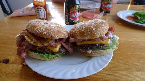 Angus Hamburgers