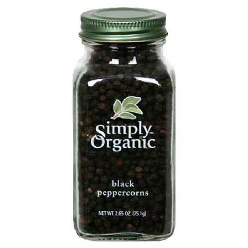 Fresh Black Peppercorns