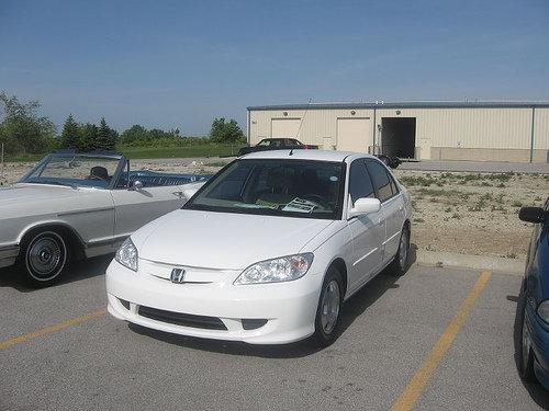 Honda Civic Hybrid