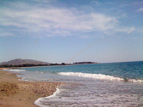 Vera Playa, Spain