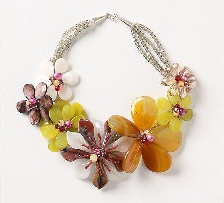 Be~Jeweled by jana: Pretty Pink Sparkly Necklace