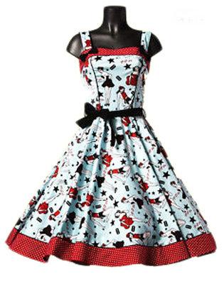 Hell Bunny Prom Dress