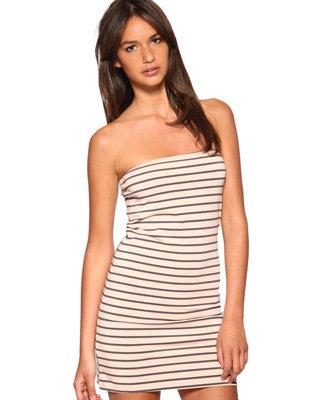 Vero Moda Boob Tube Dress