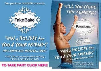 Fake Bake Original Self Tan