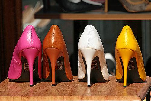 Ration Those Heels