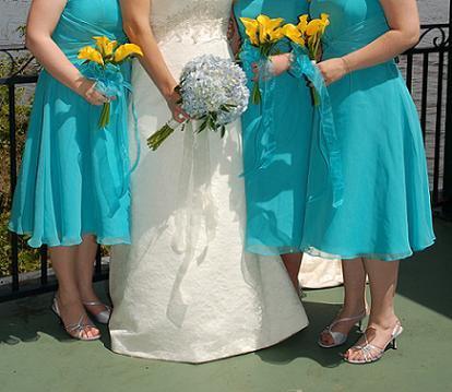 Beautiful Bridesmaids...