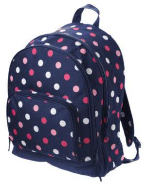 Crazy 8 Polka Dot Backpack