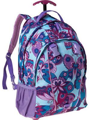 GAP Printed Convertible Roller Backpack