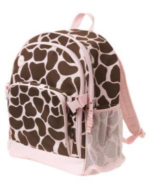 Gymboree Giraffe Backpack