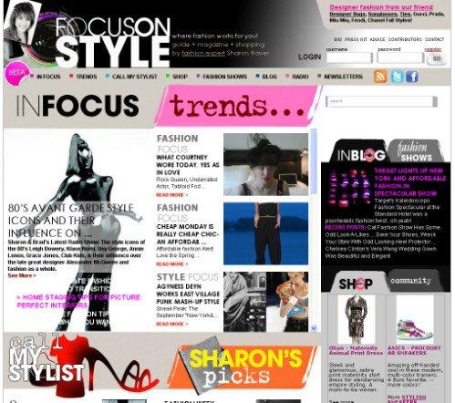 Focus on Style