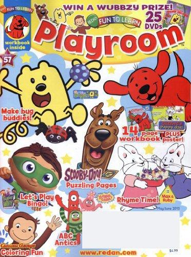 Preschool Playroom 7 Great Magazines For Kids