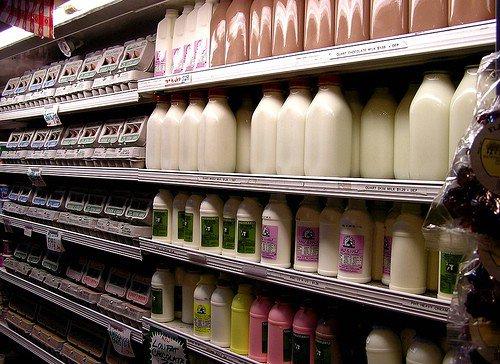 Avoid Milk