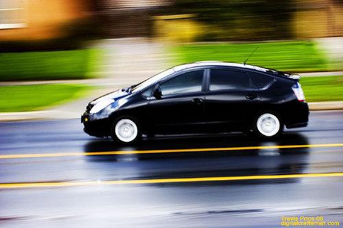 Buy a Fuel-efficient Car