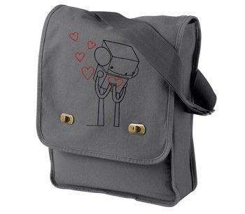 Robot Love Field Bag