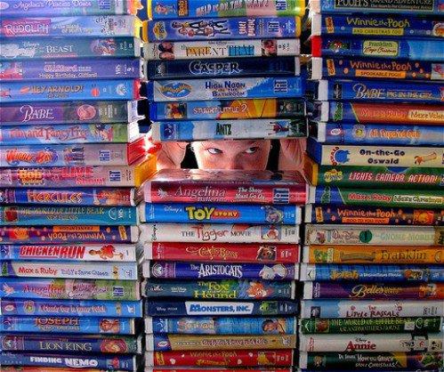 Watch a Favorite Movie