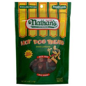 Nathan's Famous Hot Dog Treats